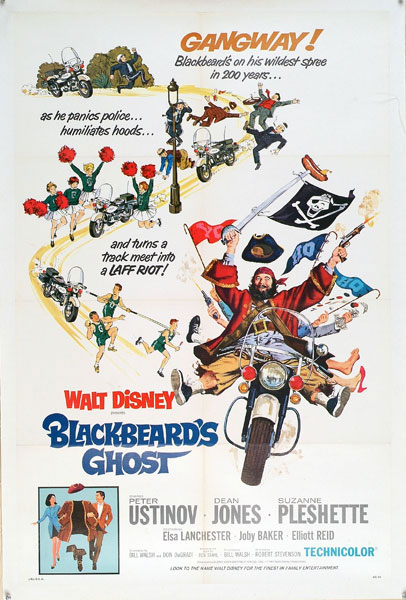 Blackbeard's Ghost (1968)