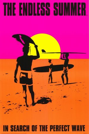 The Endless Summer (1966) original movie poster