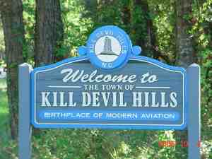 Kill Devil Hills - Incorportated March 6, 1953