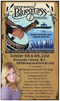Outer Banks Bluegrass Festival