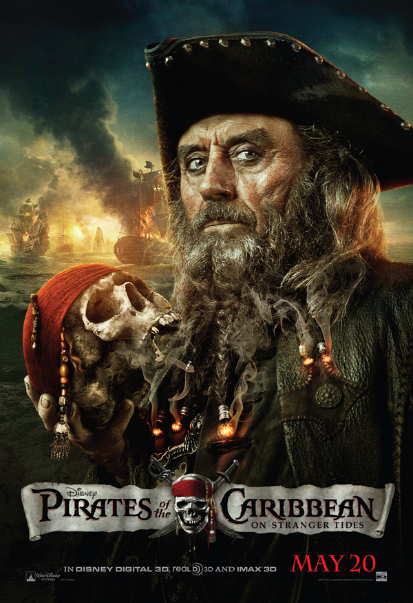 'Pirates of the Caribbean: On Stranger Tides' (2011)
