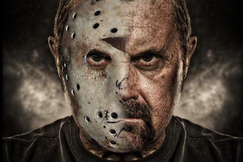 Kane Hodder starred as Jason Vorhees in four 'Friday the 13th' films.