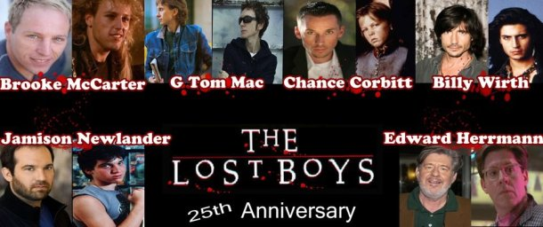 'The Lost Boys' 25th Anniversary Cast Reunion at Blood on the Beach
