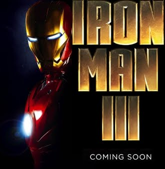Iron Man 3 - coming soon to North Carolina