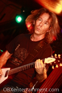 Tim Reynolds on stage at Port O' Call in Kill Devil Hills, NC on March 24, 2012. (photo: Artz Music & Photography)