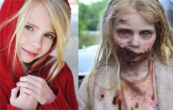 NC native and Walking Dead star Addy Miller will be at Blood on the Beach.