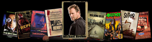 Michael Rooker - Blood on the Beach guest