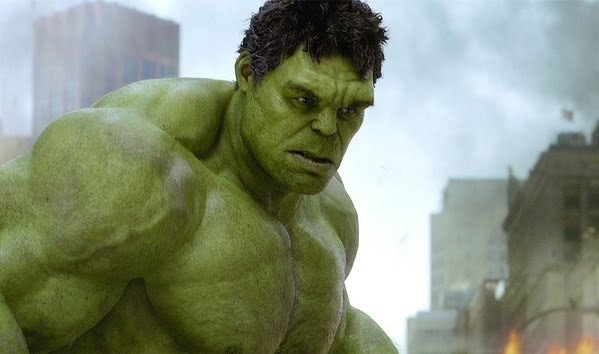 'The Avengers' features Marvel's legendary Incredible Hulk.