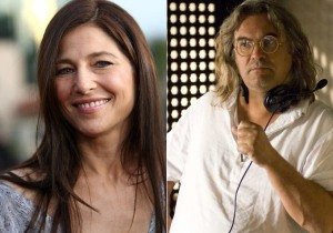Catherine Keener stars in 'Captain Phillips' for director Paul Greengrass.