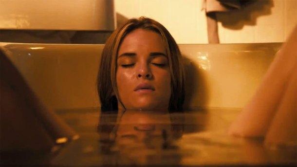 Danielle Panabaker stars in 'Piranha 3DD'.