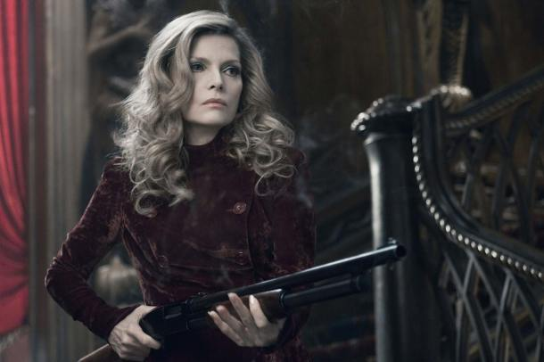 Michelle Pfeiffer stars in 'Dark Shadows'.