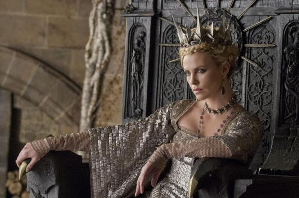 Charlize Theron stars in 'Snow_White_and_the_Huntsman'.