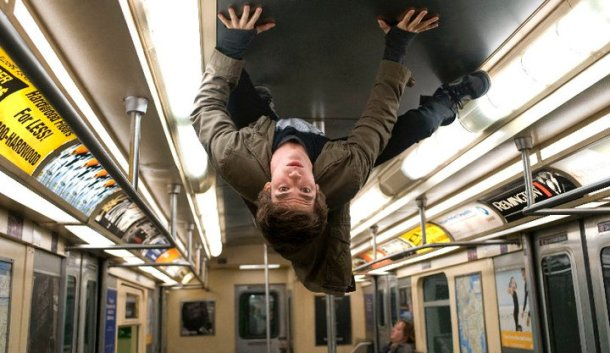 Andrew Garfield stars in 'The Amazing Spider-Man'.