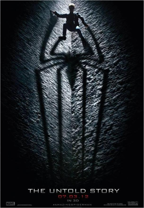 The Amazing Spider-Man opens July 3, 2012
