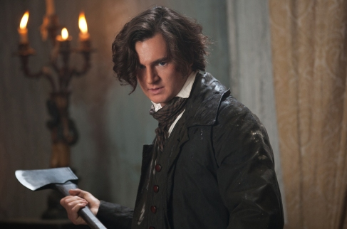 Benjamin Walker stars as 'Abraham Lincoln: Vampire Hunter'.
