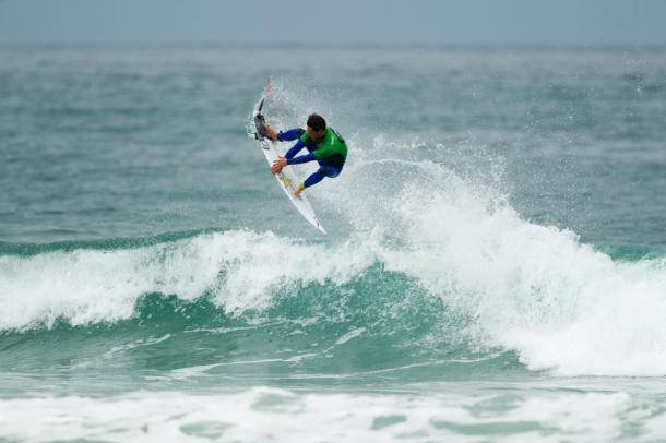 Day 2 of the Bud Light Lime Surf Series 2012 Oceanside Invitational in Oceanside, CA.