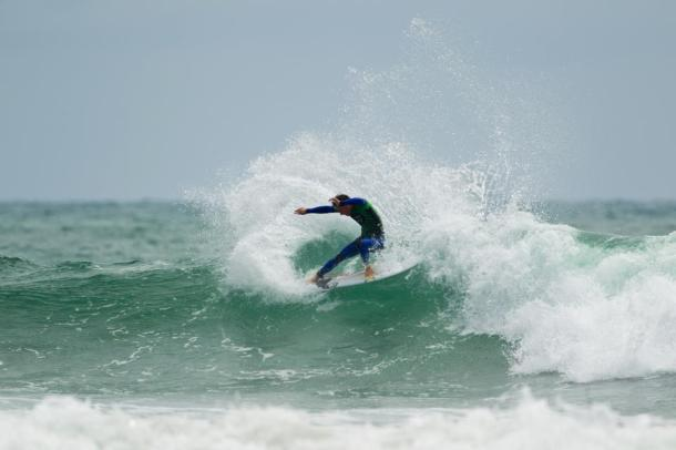 Day 3 of the Bud Light Lime Surf Series 2012 Oceanside Invitational in Oceanside, CA.