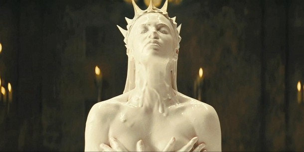Charlize Theron stars in 'Snow White and the Huntsman'.