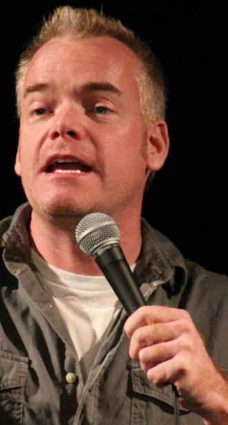 Comedian Greg Lausch