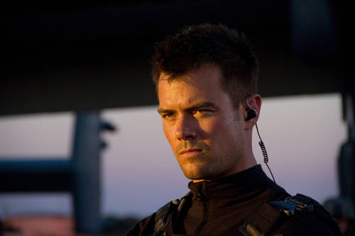 Josh Duhamel in 'Transformers: Dark of the Moon'