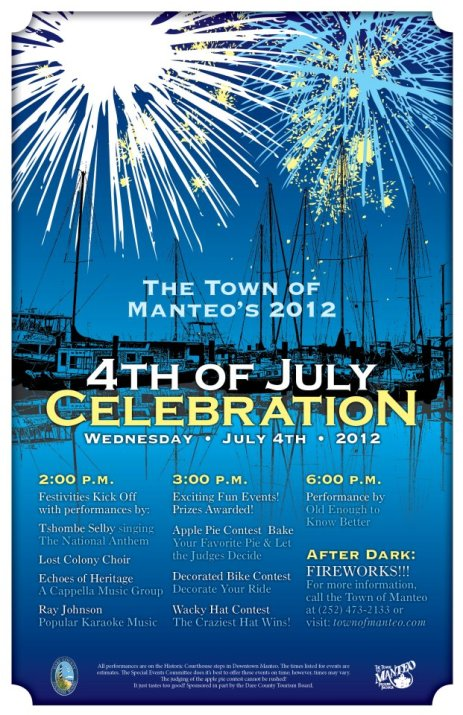 Manteo 4th of July Celebration