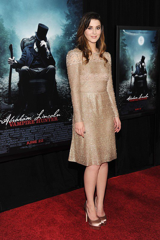 Rocky Mount, NC native Mary Elizabeth Winstead stars in 'Abraham Lincoln: Vampire Hunter'.