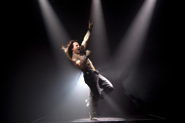 Tom Cruise stars in 'Rock of Ages'.