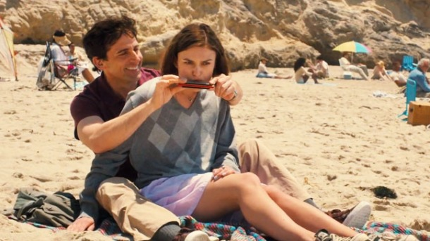 Steve Carell and Keira Knightly star in 'Seeking a Friend for the End of the World'.