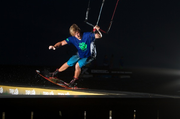 The Triple-S Invitational is the most prestigious kiteboarding event in the world.
