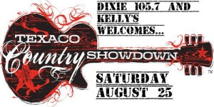 The Texaco Music Showcase comes to Kelly's August 25.