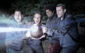 'The Watch' stars Jonah Hill, Ben Stiller, Richard Ayoade, and Vince Vaughn.