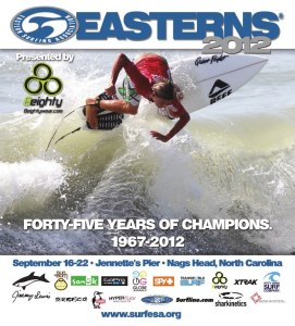 The Easterns- 2012 poster