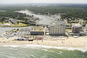 Celebrating its 50th anniversary, the East Coast Surfing Championships in Virginia Beach is the oldest continuously run surf contest in America. (photo: ECSC)