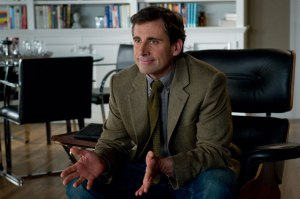 Steve Carell stars in 'Hope Springs'.