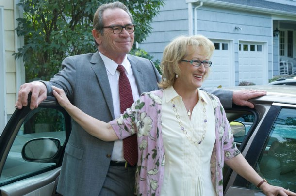 'Hope Springs' stars Tommy Lee Jones and Meryl Streep.