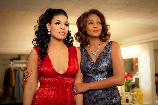 Jordin Sparks and Whitney Houston star in 'Sparkle'.