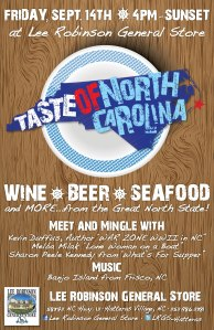 Taste of North Carolina is one of the new events for Day at the Docks 2012.