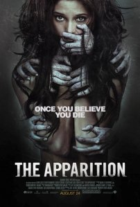 'The Apparition' co-stars Winston-Salem native Julianna Guill.