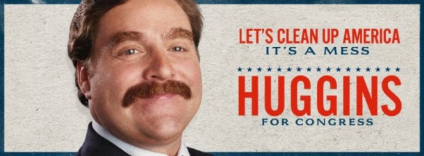 Zach Galifianakis stars in 'The Campaign.'