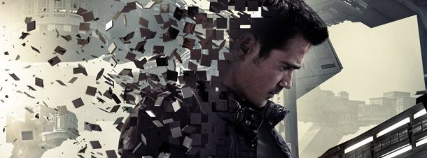 Colin Farrell stars in 'Total Recall'.