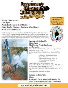 Blackbeard's Pirtate Jamboree 2012