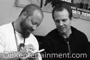 OBX Entertainment editor-in-chief Matt Artz interviewed actor Michael Biehn in Virginia Beach, VA on April 22, 2012.