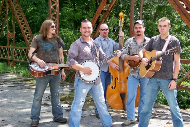 Cumberland River wil be live in concert at the 2012 Outer Banks Bluegrass Festival. (photo: Hope River)