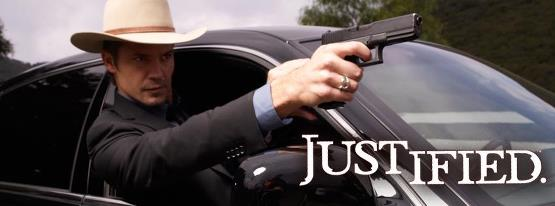 Timothy Olyphant stars in the FX Network series 'Justified'.