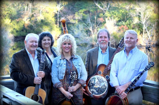 Drifting Sands will join more than a dozen other bands live at the Outer Banks Bluegrass Festival, Oct. 5-6 in Manteo.