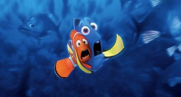 'Finding Nemo' opens on Sept. 14 in 3D.