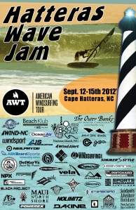 Hatteras Wave Jam - Sept. 12-15, 2012