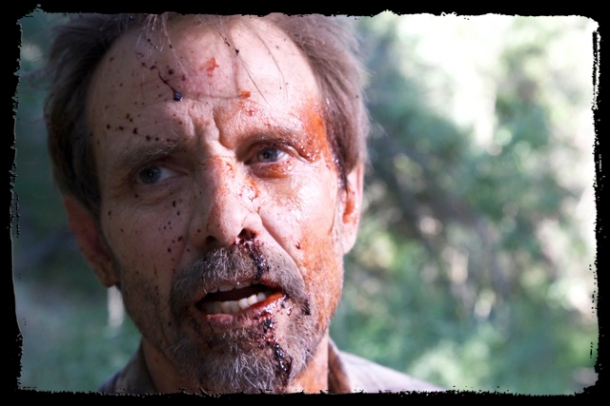 Michael Biehn stars in and directs 'The Victim'.