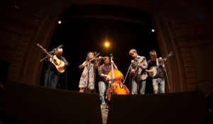 The Whiskey Rebellion will be live in concert at the 2012 Outer Banks Bluegrass Festival.