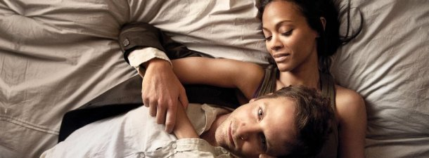 Bradley Cooper and Zoe Saldana star in 'The Words'.